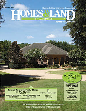 HOMES & LAND Magazine Cover. Vol. 44, Issue 06, Page 6.