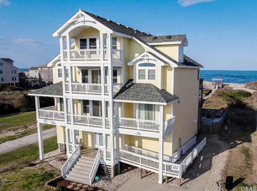 Single Family for Sale at 10433 S Old Oregon Inlet Road Nags Head, North Carolina 27959 United States
