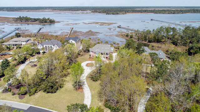 Single Family for Sale at 4141 Colonel Vanderhorst Circle Mount Pleasant, South Carolina 29466 United States