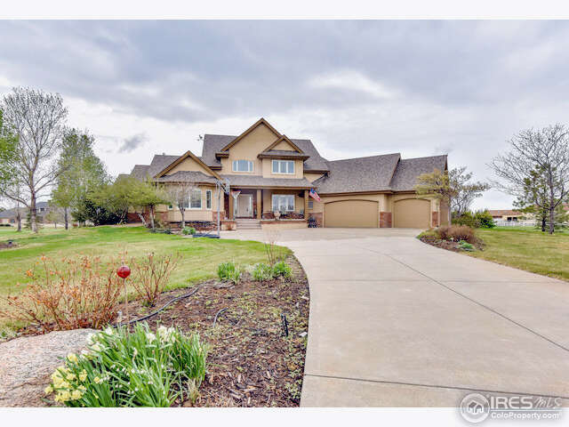 Single Family for Sale at 39231 Rangeview. Dr. Severance, Colorado 80610 United States