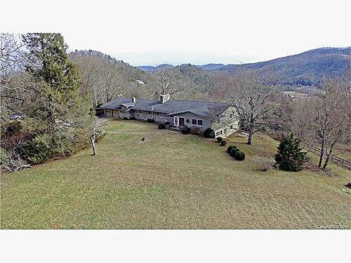 Single Family for Sale at 1411 Cabin Creek Road Zirconia, North Carolina 28790 United States