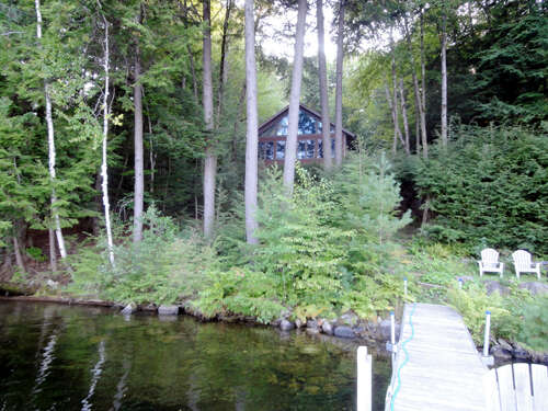 Vacation Property for Sale at 25 Lower Birchwood Drive Chestertown, New York 12817 United States