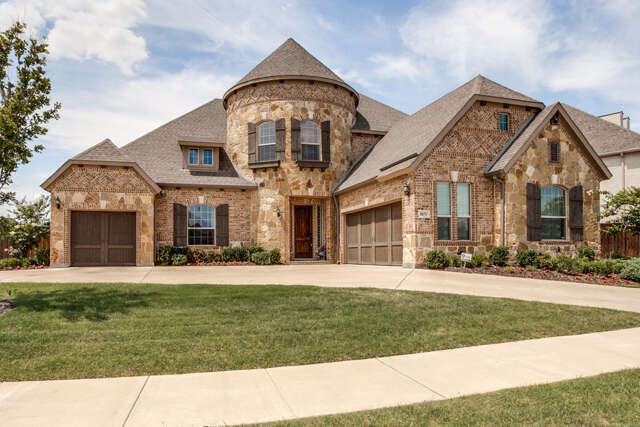 Single Family for Sale at 1871 Bridle Boulevard Frisco, Texas 75034 United States