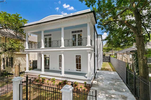 Single Family for Sale at 2331 Nashville Avenue New Orleans, Louisiana 70115 United States