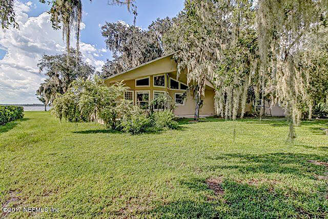 Single Family for Sale at 111 Groveland Ln East East Palatka, Florida 32131 United States