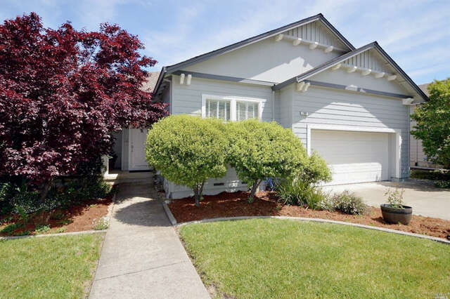 Single Family for Sale at 100 St. Michael Court Cloverdale, California 95425 United States