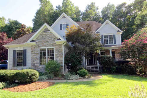 Single Family for Sale at 1309 Crossgar Court Raleigh, North Carolina 27614 United States