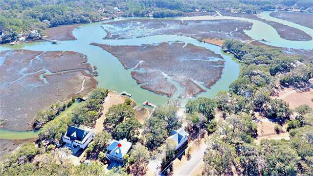 Single Family for Sale at 8511 Oyster Factory Road Edisto Island, South Carolina 29438 United States