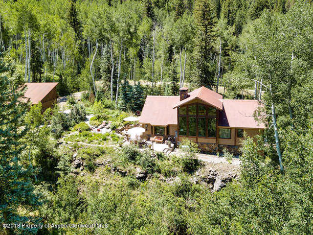 Single Family for Sale at 117 Deer Lane Marble, Colorado 81623 United States