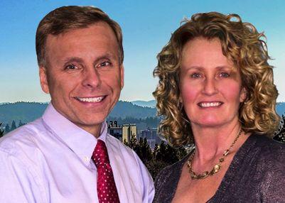 Leier-Moen Team, David Leier & Sandra Moen