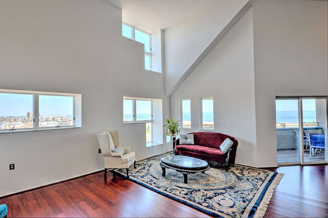 Condominium for Sale at 300 N Ocean Ave Penthouse D6 Long Branch, New Jersey 07740 United States