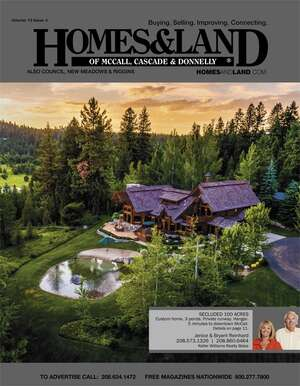 HOMES & LAND Magazine Cover. Vol. 13, Issue 04, Page 11.