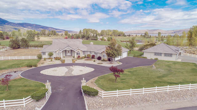 Single Family for Sale at 7464 Brothers Washoe Valley, Nevada 89704 United States