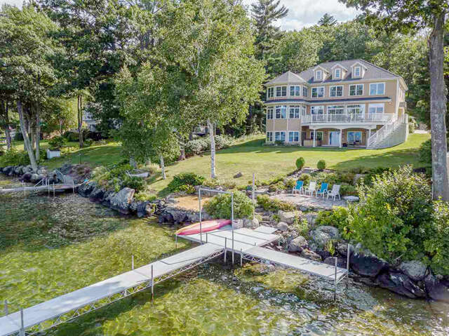 Single Family for Sale at 68 Scenic Drive Gilford, New Hampshire 03249 United States