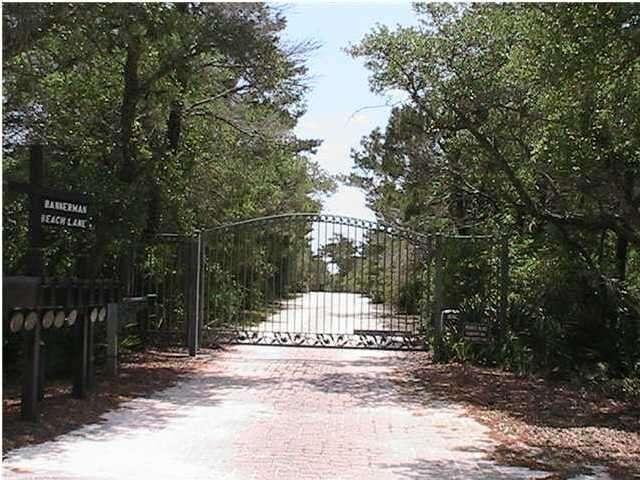 Land for Sale at 000 Bannerman Beach Lane Santa Rosa Beach, Florida 32459 United States