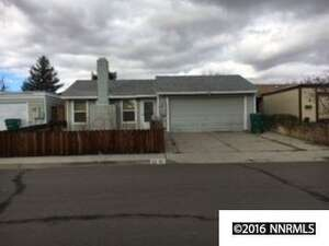 Single Family Home for Sale, ListingId:42346362, location: 10 Castle Carson City 89706