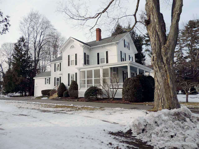 Single Family for Sale at 8 Lincoln Street Exeter, New Hampshire 03833 United States