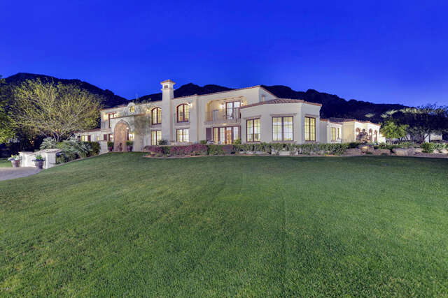 Single Family for Sale at 5225 E Roadrunner Road Paradise Valley, Arizona 85253 United States