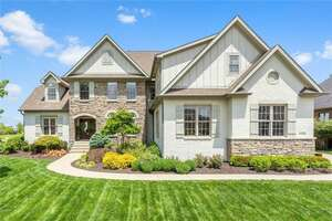 Single Family Home for Sale, ListingId:63337975, location: 11086 GOLDEN BEAR Way Noblesville 46060