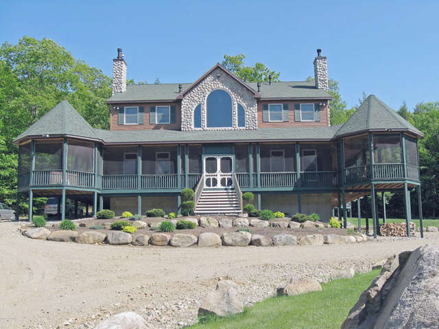Single Family for Sale at 438 Tower Road Hadley, New York 12835 United States