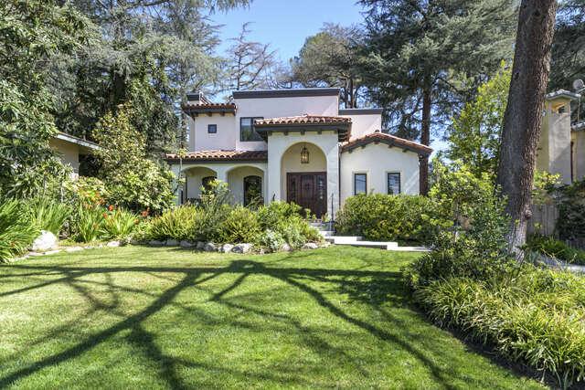 Single Family for Sale at 4936 Palm Drive La Canada Flintridge, California 91011 United States