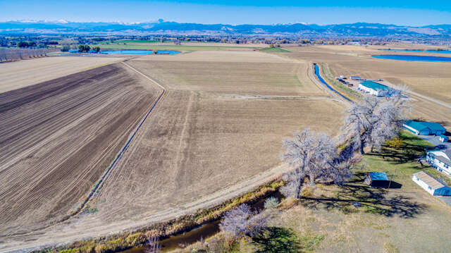 Investment for Sale at Tbd County Road 11 Loveland, Colorado 80537 United States