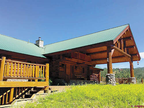 Single Family for Sale at 5001 Running Horse Place Pagosa Springs, Colorado 81147 United States