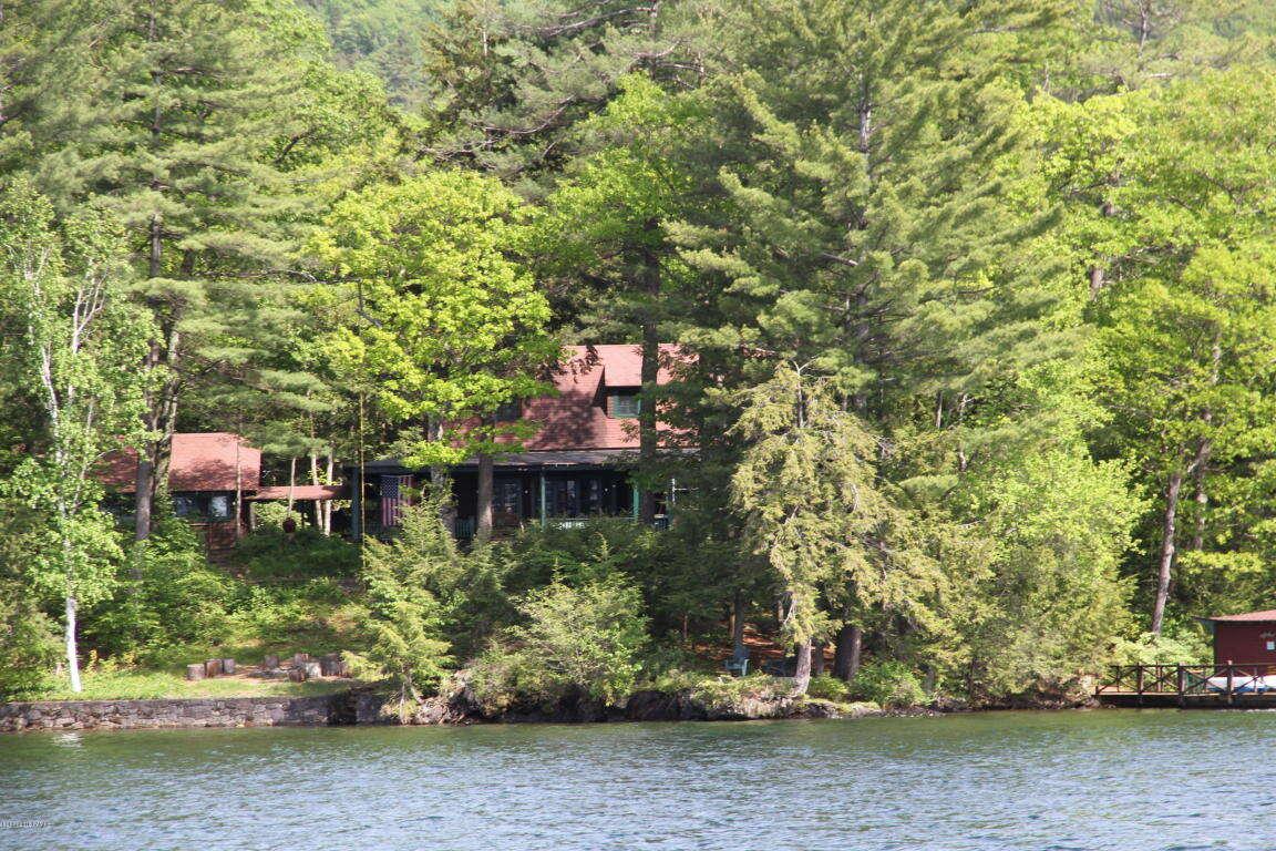 Single Family for Sale at 32 Bean Road Kattskill Bay, New York 12844 United States
