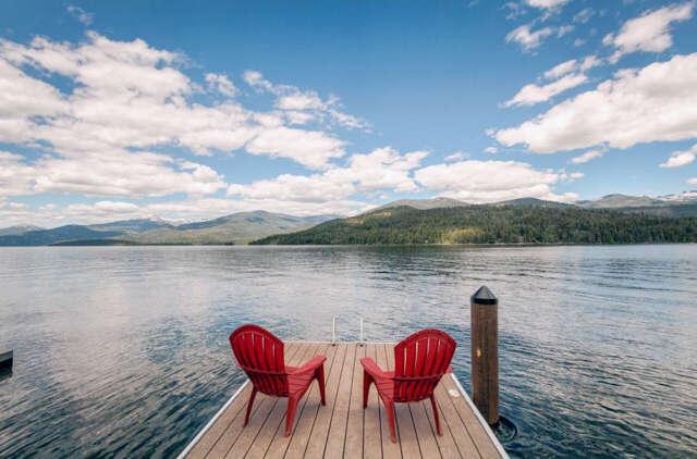 Single Family for Sale at 20 Hagman Beach Loop Priest Lake, Idaho 83856 United States