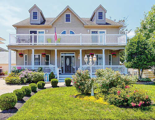 Single Family for Sale at 412 Carter Ave Point Pleasant Beach, New Jersey 08742 United States