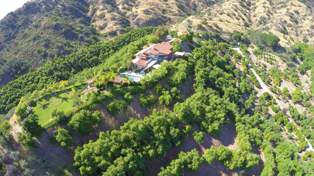 Single Family for Sale at 1605 Daly Road Ojai, California 93023 United States