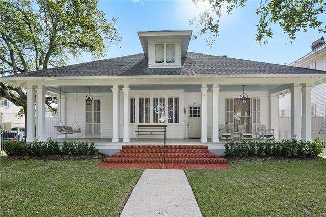 Single Family for Sale at 7902 Freret Street New Orleans, Louisiana 70118 United States