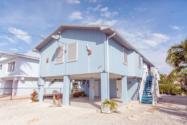 Single Family for Sale at 119 Snapper Creek Drive Long Key, Florida 33001 United States