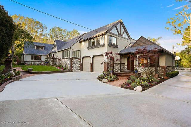 Single Family for Sale at 5024 Hill Street La Canada Flintridge, California 91011 United States