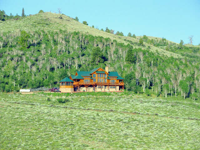 Single Family for Sale at The Jensen Ranch. Encampment, Wyoming 82325 United States