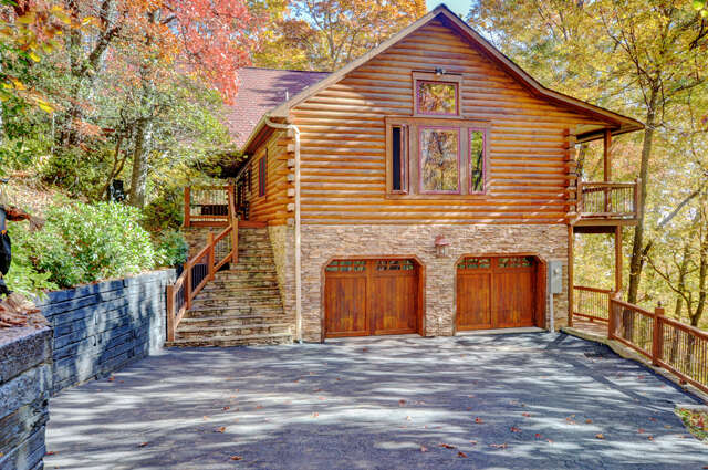 Single Family for Sale at 382 Walela Trail #65a Maggie Valley, North Carolina 28751 United States