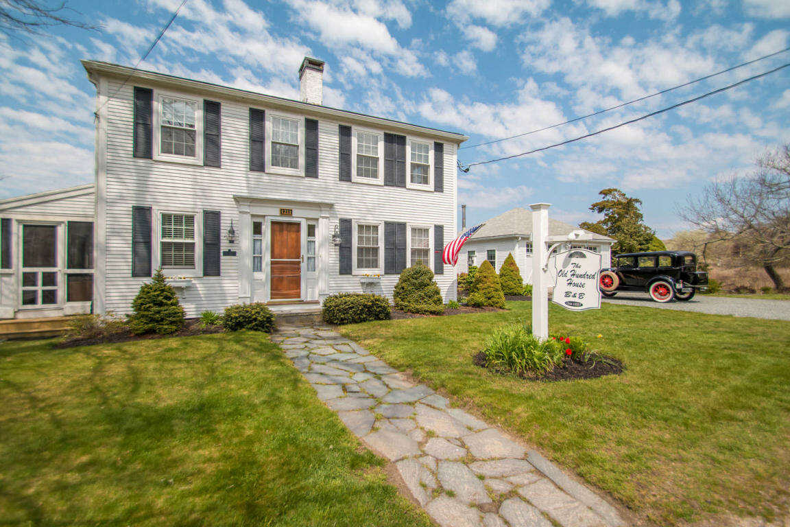 Single Family for Sale at 1211 Craigville Beach Road Barnstable, Massachusetts 02630 United States