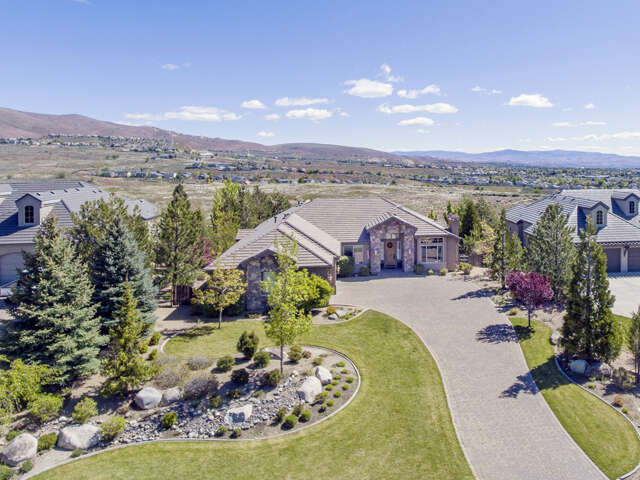 Single Family for Sale at 1360 Whisper Rock Way Reno, Nevada 89523 United States