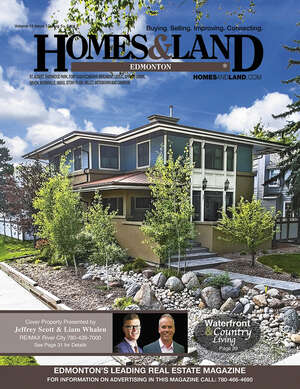 HOMES & LAND Magazine Cover. Vol. 15, Issue 12, Page 31.