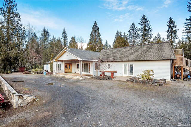 Single Family for Sale at 12017 109th Ave NE Arlington, Washington 98223 United States