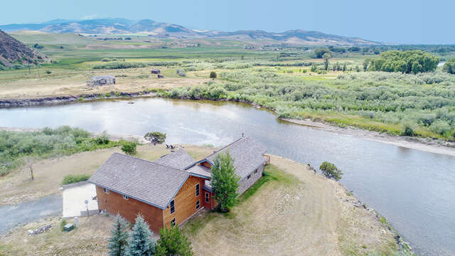Single Family for Sale at 958 Highway 2e Cardwell, Montana 59721 United States