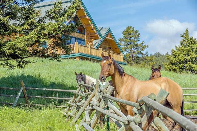 Single Family for Sale at 800 Appaloosa Trl Big Sky, Montana 59716 United States