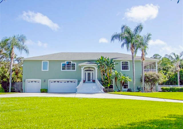 Single Family for Sale at 9021 Bullrush Court New Port Richey, Florida 34654 United States
