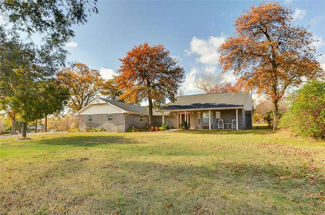 Real Estate for Sale, ListingId:42263620, location: 1397 S Henney Road Choctaw 73020