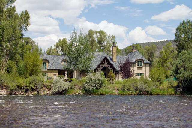 Single Family for Sale at 16 St Finnbar Farm Carbondale, Colorado 81623 United States