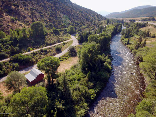 Investment for Sale at 4054 Lower River Road Snowmass, Colorado 81654 United States