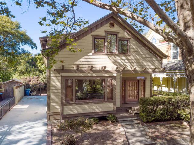 Single Family for Sale at 236 Walnut Ave Santa Cruz, California 95060 United States