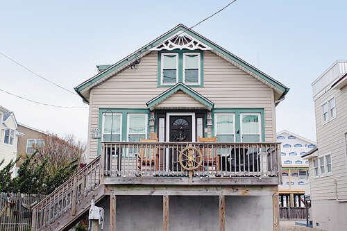 Single Family for Sale at 1 E Jeanette Avenue Long Beach, New Jersey 08008 United States