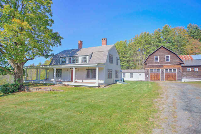 Single Family for Sale at 6310 Bryant Road Hartland, Vermont 05048 United States