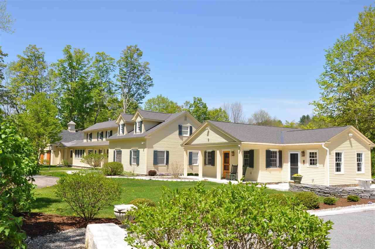 Single Family for Sale at 291 Lower Hollow Road Dorset, Vermont 05251 United States
